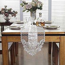 WENJUN Tischläufer und Schals, Vintage-Design,