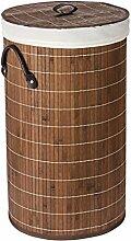 WENKO 17771100 Wäschetruhe Bamboo - mit