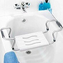 Wenko 17930100 Badewannensitz Secura Weiß -