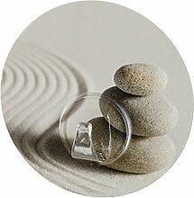 WENKO 20956100 Static-Loc Wandhaken Uno Sand and