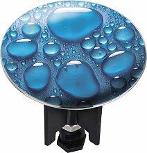 WENKO 21251100 Waschbeckenstöpsel Pluggy® XL