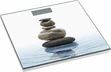 WENKO 21374100 Badwaage Meditation - LCD-Display,
