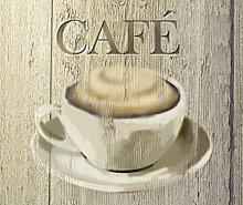 Wenko 2713600100 Glasrückwand Café,