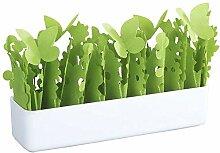 WENKO 52601500 Luftbefeuchter Flora, Polystyrol,