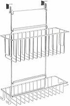 Wenko 818110 Küchenschrank Einhängregal- mit 2