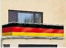 WENKO Balkonumspannung Sichtschutz Deutschland