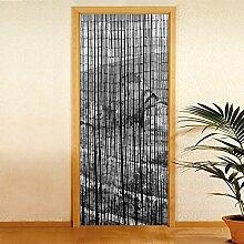 Wenko Bambusvorhang, Türvorhang mit Motivdruck,