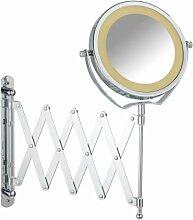 WENKO Kosmetikspiegel LED Kosmetik-Wandspiegel