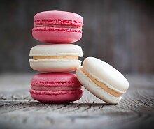 WENKO Küchenrückwand Macarons Einheitsgröße