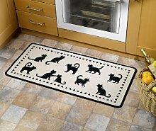 WENKO Küchenteppich Catwalk M