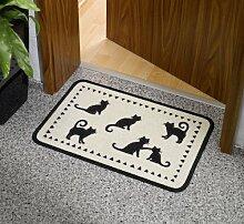 WENKO Küchenteppich Catwalk S
