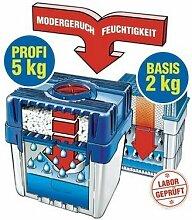 Wenko Nachfüll-Granulat (2kg) zu Raumentfeuchter