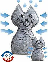 Wenko Raumentfeuchter Katze klein, 1 Stück, 77791500