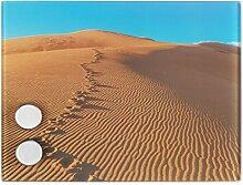 Wenko Schlüsselkasten Sanddüne magnetisch, mit 7