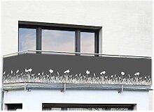 Wenko Sichtschutz Balkonschutz