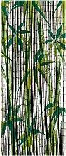 WENKO Türvorhang Bamboo, für Balkon oder Terasse