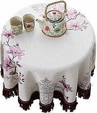 WENQU OSTERN Tischdecke Tischdecken für
