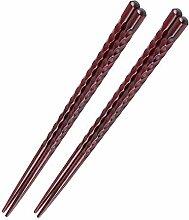 Wenquan,10 Paar Essstäbchen aus japanischem und