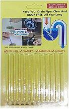 Wenquan,Drain Cleaner Sticks Deodorizer Bestellen