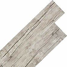 WENXIA Heimboden Holzboden selbstklebend PVC