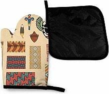 wenxiupin Ethni ägyptisches Kleid Retro-Stil