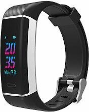Wenyan Wasserdichte Bluetooth-Fitness-Uhr Mit