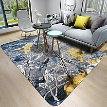 WENYAO Teppich Clothes UK-leicht zu reinigen für