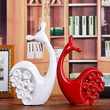 WENYAO Willower Keramik Dekorationsliebhaber
