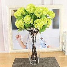 WENZHE Gefälschte Pflanze Künstliche Blumen