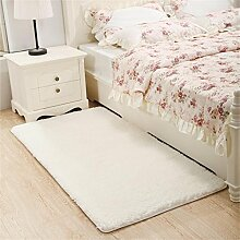 WENZHE Verdickung Waschbarer Teppich Schlafzimmer Bedside Teppich Doormat Bay Fenster Teppich Küche Eingang Badezimmer Anti-Rutsch-Staubdicht Teppich Bereich Teppich ( Farbe : G , größe : 80×200cm )