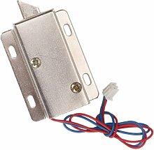 WEONE 12V 0.6A Gepäck Kabinett Elektroschloss Montage Magnet Geringer Stromverbrauch TFS-A21