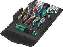 WERA 05057460001 - Bit-Satz Kraftform Kompakt 100,