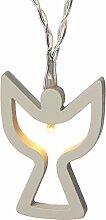WeRChristmas 10warm LED Engel Lichterkette
