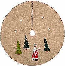 WeRChristmas 122cm Santa Weihnachten Baum Rock