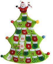 WeRChristmas 40 cm Weihnachtsbaum, Advent,