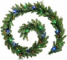 WeRChristmas Girlande Weihnachten Dekoration
