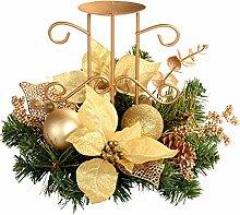 WeRChristmas Weihnachtliche Tischdekoration,