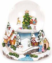 WeRChristmas Weihnachtsdeko, Schneekugel mit