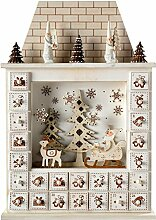 WeRChristmas Weihnachtsdekoration/Adventskalender