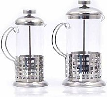 Weret Teekanne Glas Mit Siebeinsatz StöVchen Set