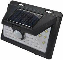 Werkapro 0 Solar-Wandleuchte, Außenbeleuchtung,