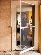 WerkaPro Fliegengitter für Tür 1 x 2,25 m