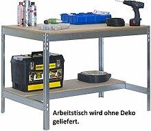 Werkbank - Arbeitstisch, 1200 mm