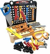 Werkbank für Kinder Werkzeug Tischwerkbank