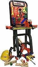 Werkbank Kinder Spielzeug Kinderwerkbank mit