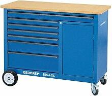 Werkbank mit 308-tlg Werkzeugsortiment - Gedore