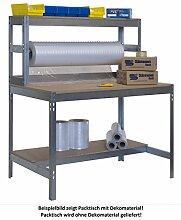 Werkbank - Packtisch, 1500 mm brei