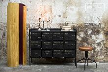 Werkstattmöbel Industriedesign mit 12 Schubladen