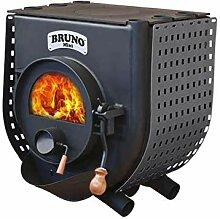Werkstattofen Bruno Mini I mit Herdplatte inkl.