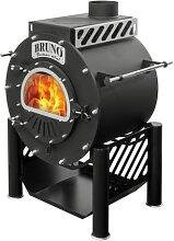 Werkstattofen Bruno® Techno Mini   mit Kochplatte